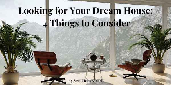 dream house featured image