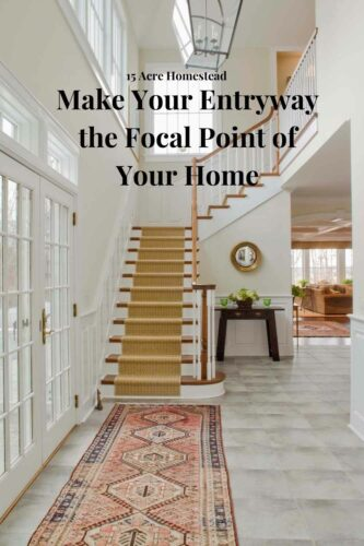 Check out this post if you want to make the entryway of your home become a place everyone notices!