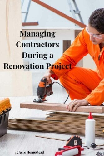 Read these quick tips to help you in managing contractors for your home improvement project and cut down the stress quickly.