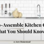 ready-to-assemble kitchen cabinets