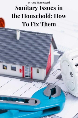 Use the tips in this post to fix some common household sanitary problems.