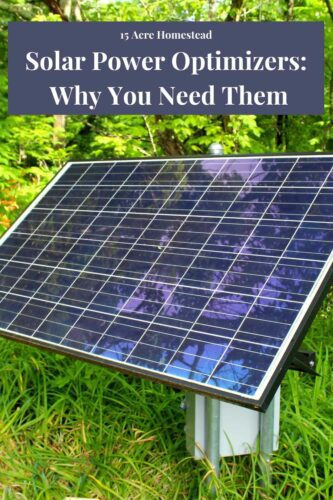 If you are looking into alternative energy sources, you need to learn about solar power optimisers. Learn everything you need to know in this post!
