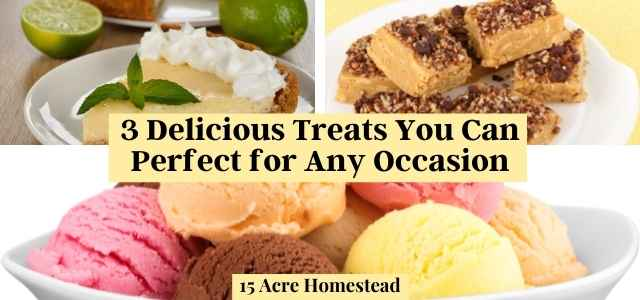 delicious treats featured image
