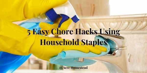 chores featured image