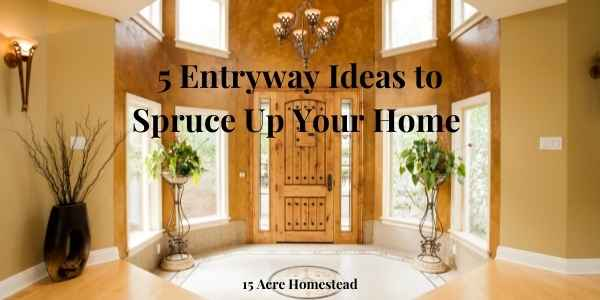 entryway ideas featured image