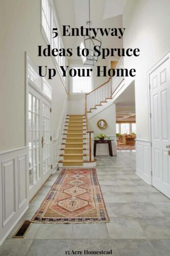 Check out these awesome entryway ideas to make the entryway of your home amazing.