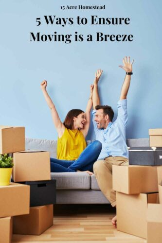 Use these simple ideas to ensure moving is a breeze for you and your family.