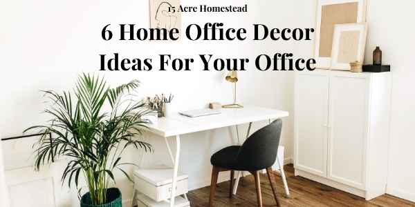 home office decor featured image
