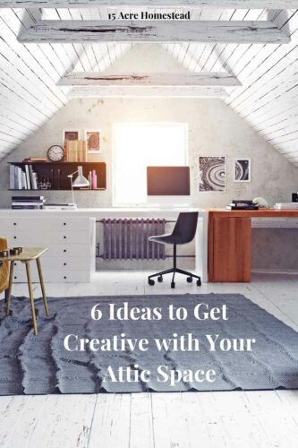 Check out these 6 cool ways to start using your attic space in a better way in your home.