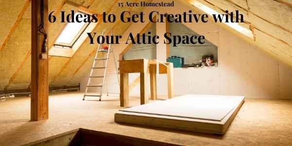 attic space featured image