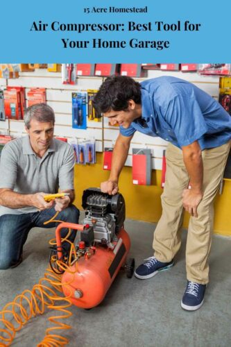 Whether you would like to do some of your own projects around the home or you want to do some car repairs, a good air compressor will make sure you get it all done.