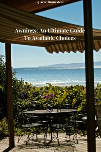 So, if you have decided to go for an awning frame for your home or business. You will be required to choose a model that suits your family or business needs. Here is an ultimate guide that includes everything you need to know before market hunting.