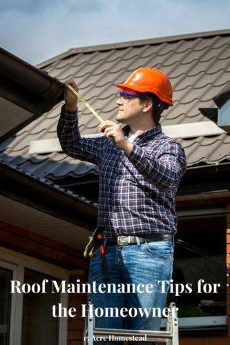 Using these 4 roof maintenance tips can prevent you from the stress that roof damage can bring into your life.