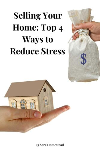 Selling your home can be so stressful for the average person. Learn 4 ways to reduce the stress right here.