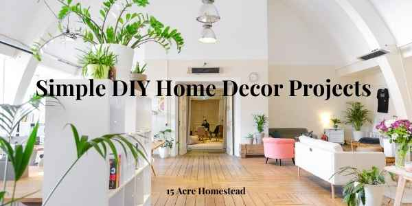 DIY Home decor featured image