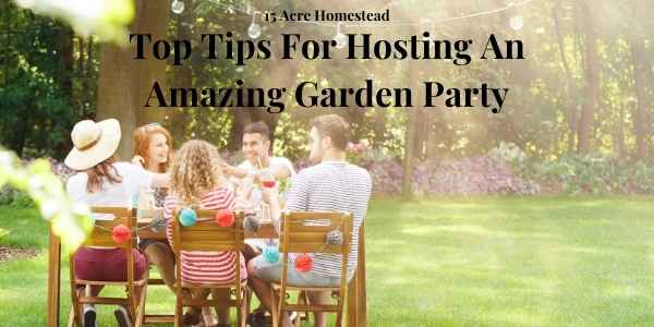 Garden party featured image