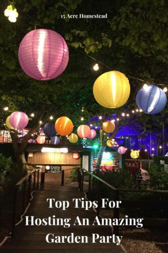 You can host the best garden party with the tips and suggestions in this post.