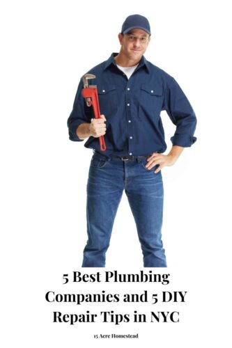 If you just moved to NYC or require local plumbing service providers, these are the top plumbing companies that you could reach out to for all your plumbing needs: