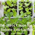 Indoor Fall Garden Featured Image