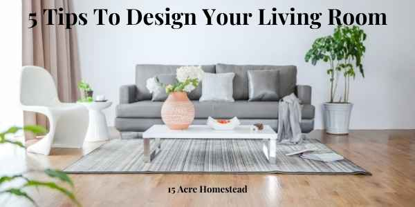 design your liviing room