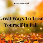 treat yourself in the fall