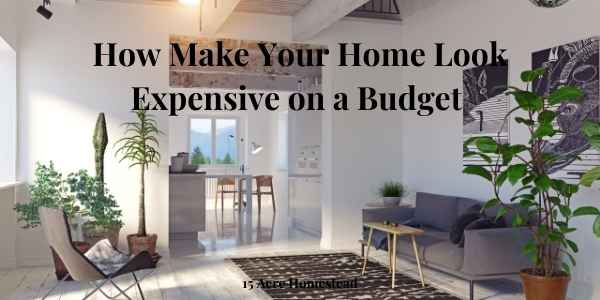 make your home look expensive featured image
