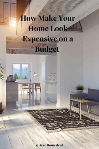 Are you looking for new ways to make your home look more expensive? Check out these tips and tricks.