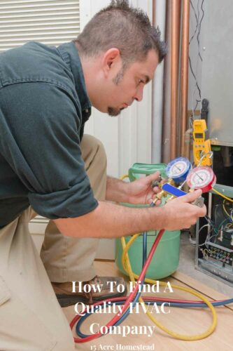 Choosing a reliable HVAC company can be an overwhelming task. It might not be challenging for homeowners who've worked with such firms before.