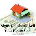 signs you should sell featured image