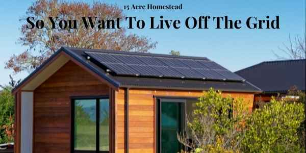 live off the grid featured image
