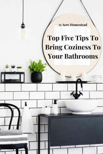 These were a few ways in which you can bring coziness to your bathroom and turn it into an inviting space. Decking up your bathing space with these hacks can make you crave spending a long time in your bathtub.