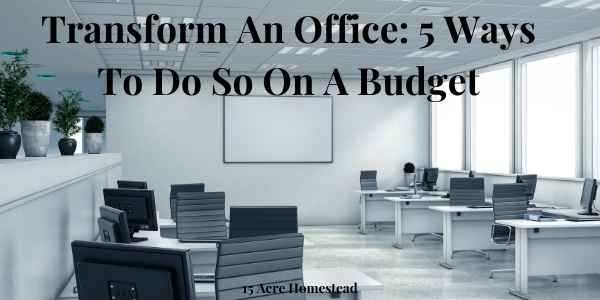 Transform an office featured image