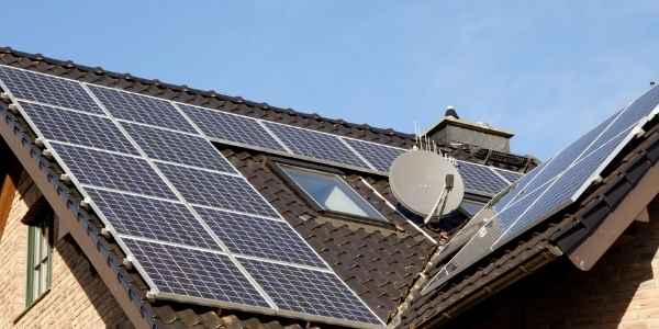Off Grid solar panels