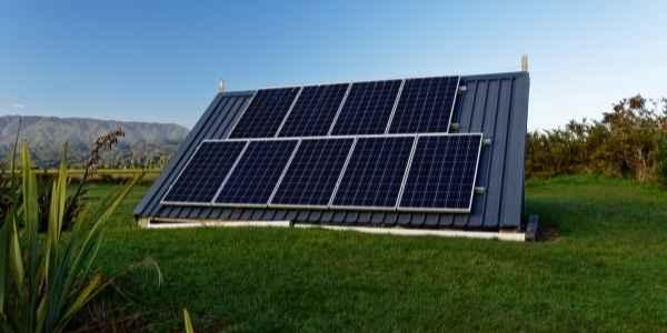 Off the Grid Solar Panels