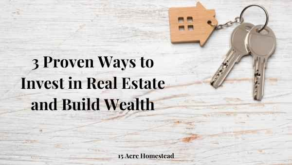 Invest in real estate featured image