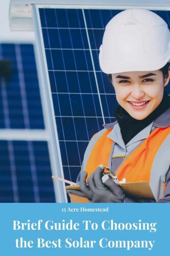 Do you want to switch to solar energy, but you do not know where to begin? Here is some advice for choosing the best solar company that will help your home convert to solar cells.