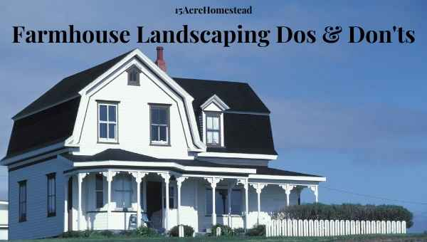 Farmhouse Landscaping featured image
