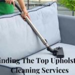 Upholstery cleaning featured image