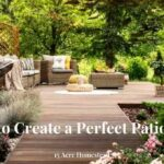 create a perfect patio featured image