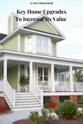 Try these key home upgrades to increase the value and curb appeal of your home today.