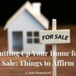 putting up your home for sale featured image