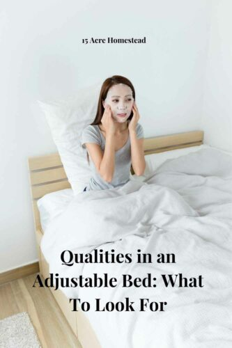 When choosing an adjustable bed, make sure it's going to fit into your budget and that you're getting the best features available.