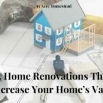 home renovations featured image