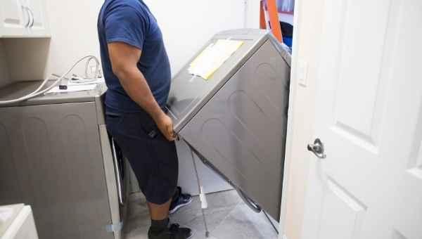 Expert appliance installer